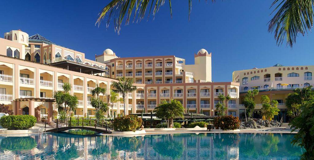 H10 Playa Esmeralda 4* - pacchetti vacanze