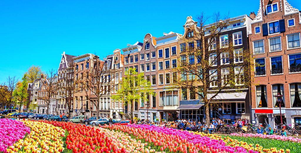 NH Amsterdam Centre 4* Voyage Privé : fino a -70%