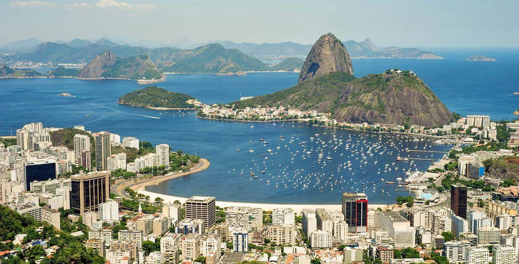 Scoprirete le meraviglie di Rio