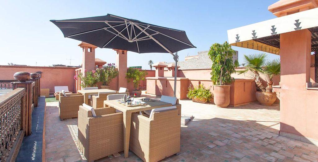Regalatevi un magico soggiorno a Marrakech