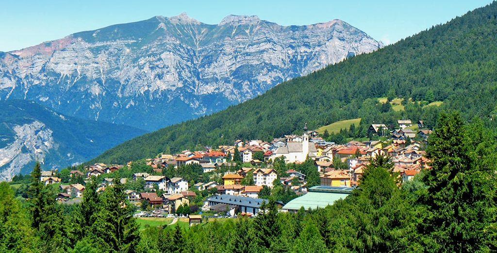 Partite per un piacevole soggiorno in Trentino, l'Hotel Vittoria vi dà il benvenuto
