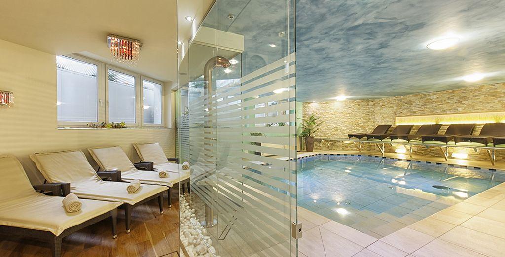 E rilassatevi alla Vital & Active spa