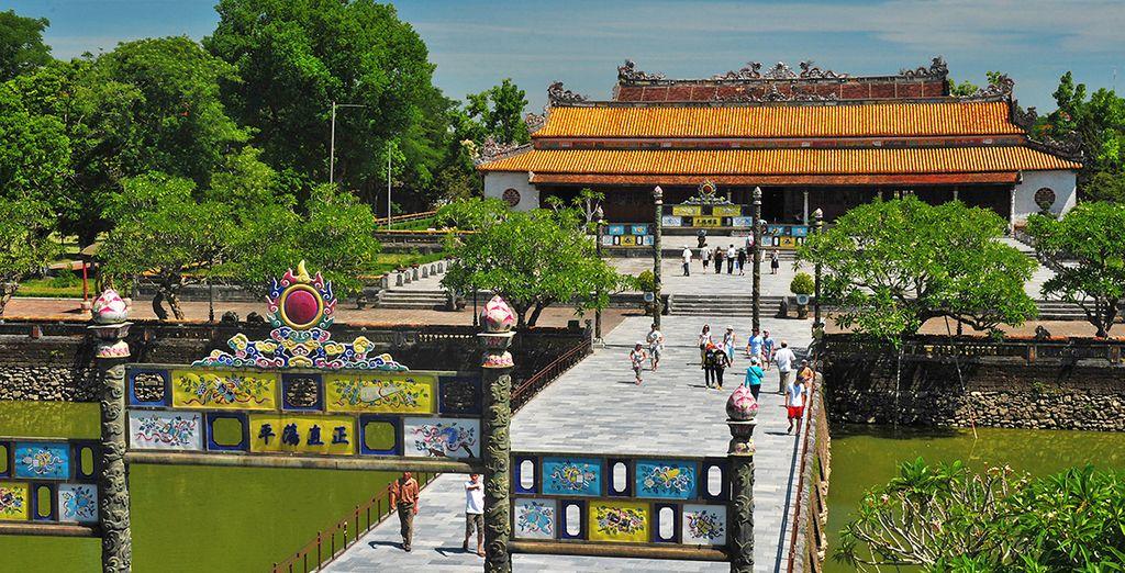 Tappa successiva: Hue, antica città imperiale dove scoprirete il suo fascino storico