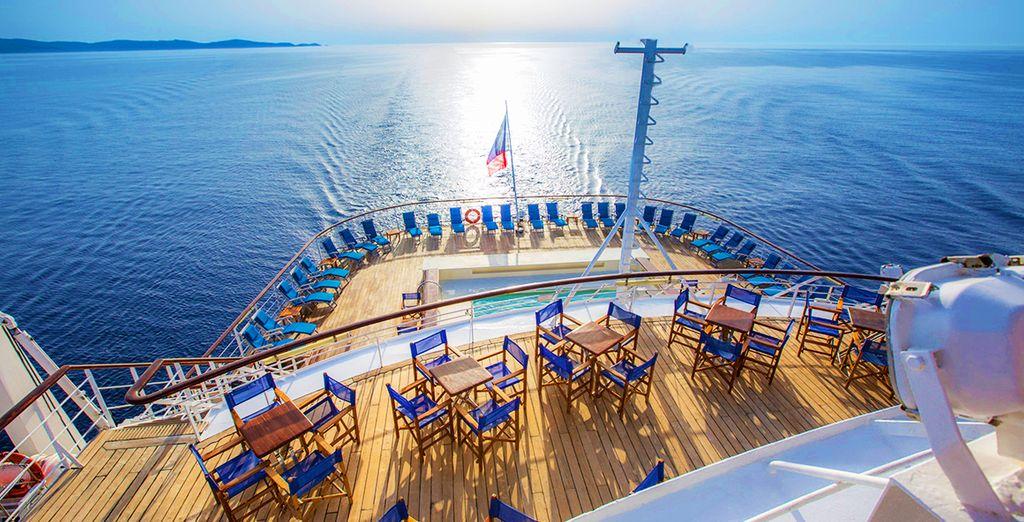 Crociera Club Med: Nizza, Calvi, Bonifacio e Portofino