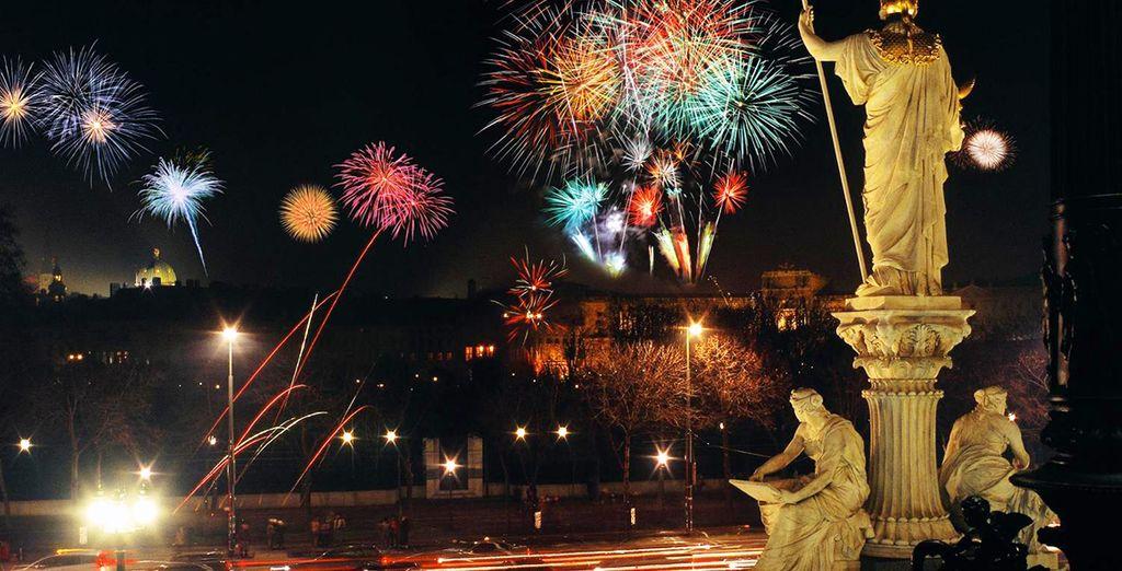 Capodanno romantico a Vienna