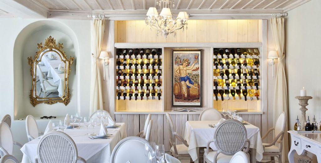 Provate i sapori della cucina greca