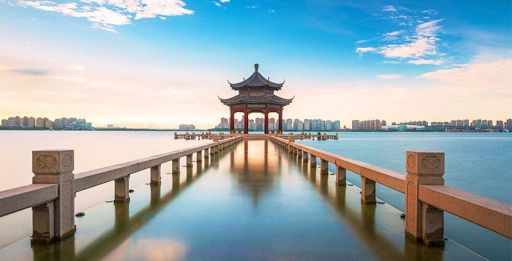 Benvenuti i n Cina
