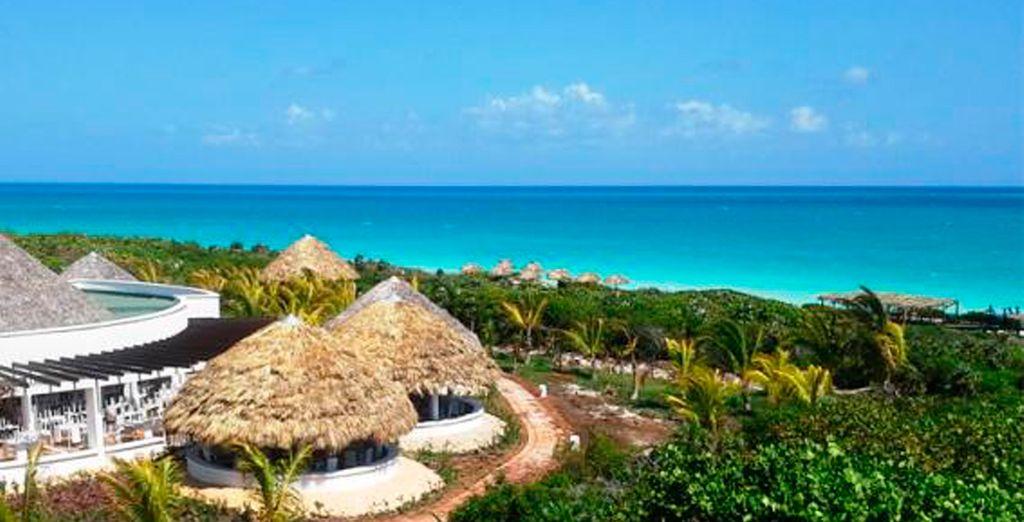 A Cayo Santa Maria potrete imbattervi in alcune delle spiagge più esclusive di Cuba