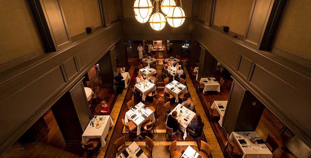 Godetevi una una cena gustosa al ristorante Bob's Steak and Chop House