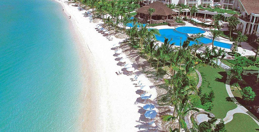 Splendido hotel 5* affacciato sul mare