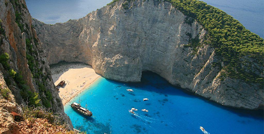 Grecia Fly & Drive
