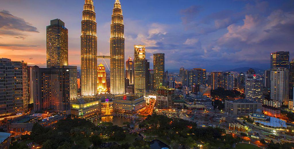Partite alla scoperta di Kuala Lumpur