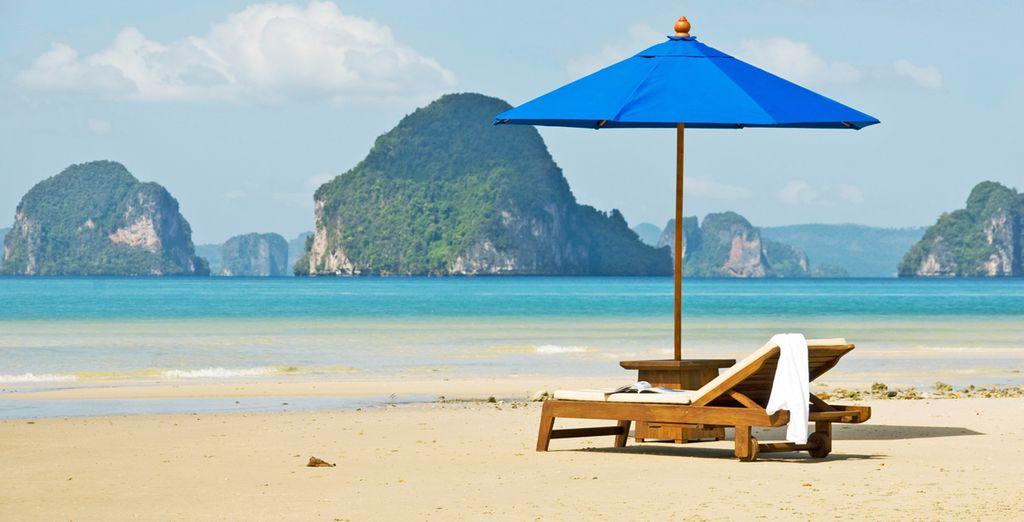 Per concludere la vacanza in pieno relax