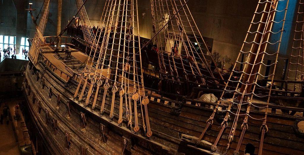 e allo straordinario Museo della Nave Vasa