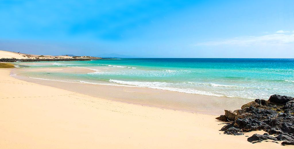 Benvenuti a Fuerteventura