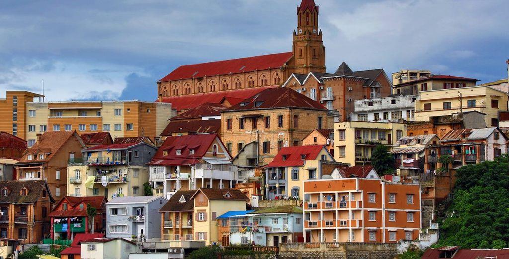 Tour dell'Est del Madagascar - pacchetti vacanze