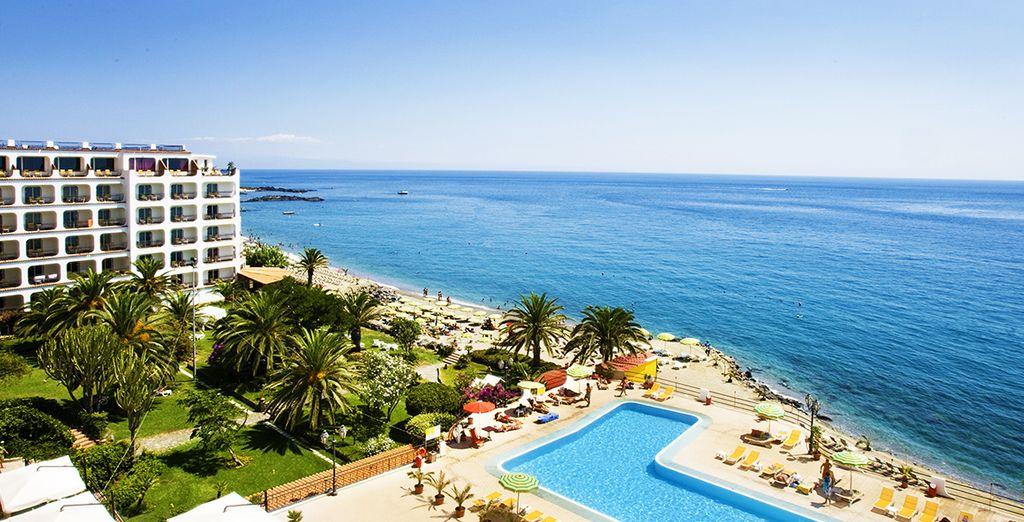 Hilton Giardini Naxos 4*