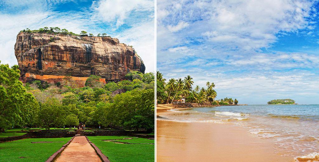 Soggiorno Mare Sri Lanka : Recensioni minitour sri lanka soggiorno mare a