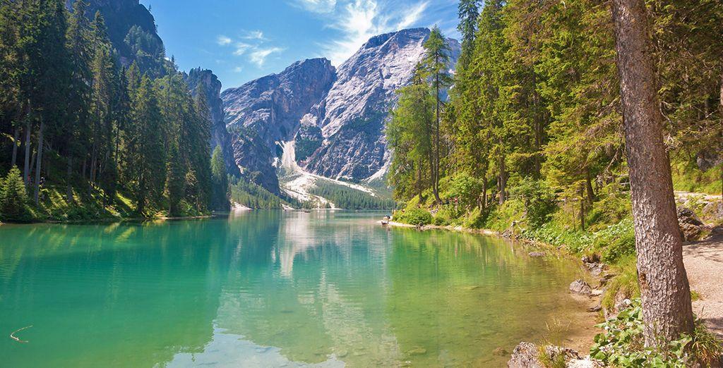 Scoprite le meraviglie naturali del Trentino Alto Adige.