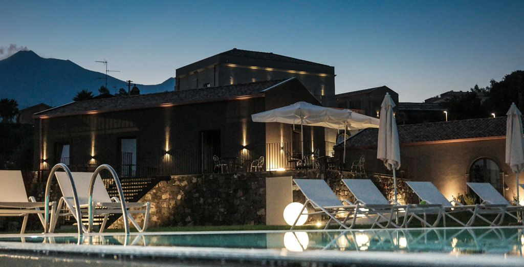 Kepos Etna Relais & Spa 4*