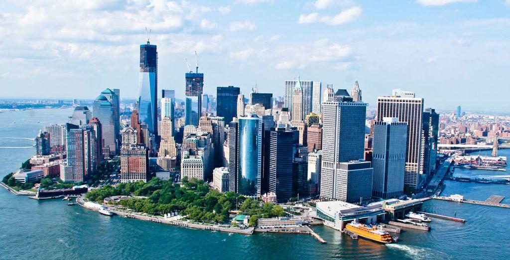 A sud di Manhattan