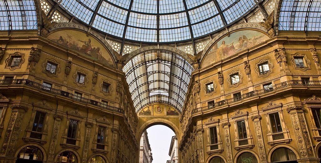 Perdetevi per le vie dello shopping più famose d'Europa