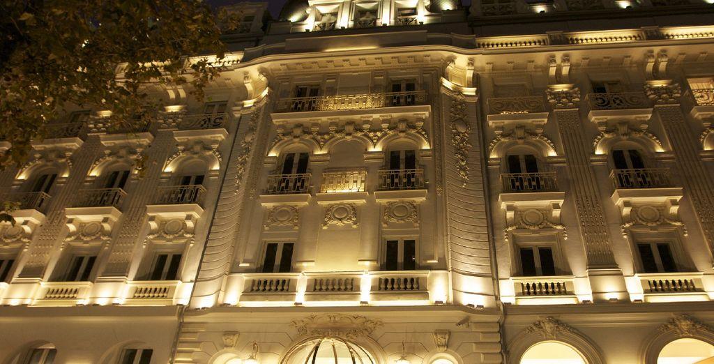 Uw luxe 5* hotel