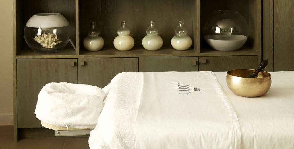 En geniet van de beste spa in de categorie Luxe Hotels in de regio van de Indische Oceaan