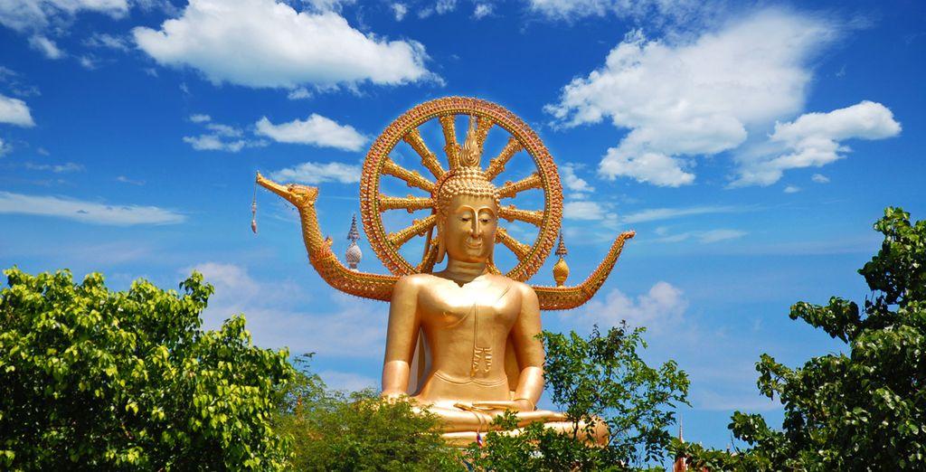 Thailand is een land vol wonderen