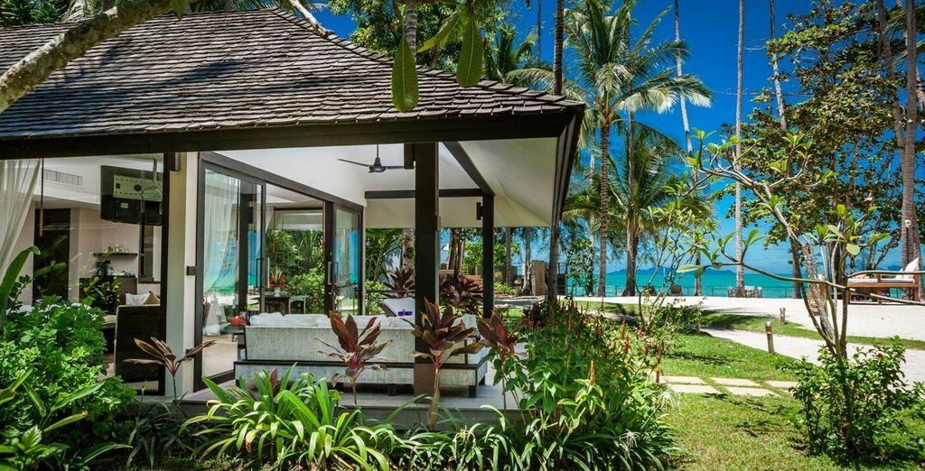 Of de Sea View Villa