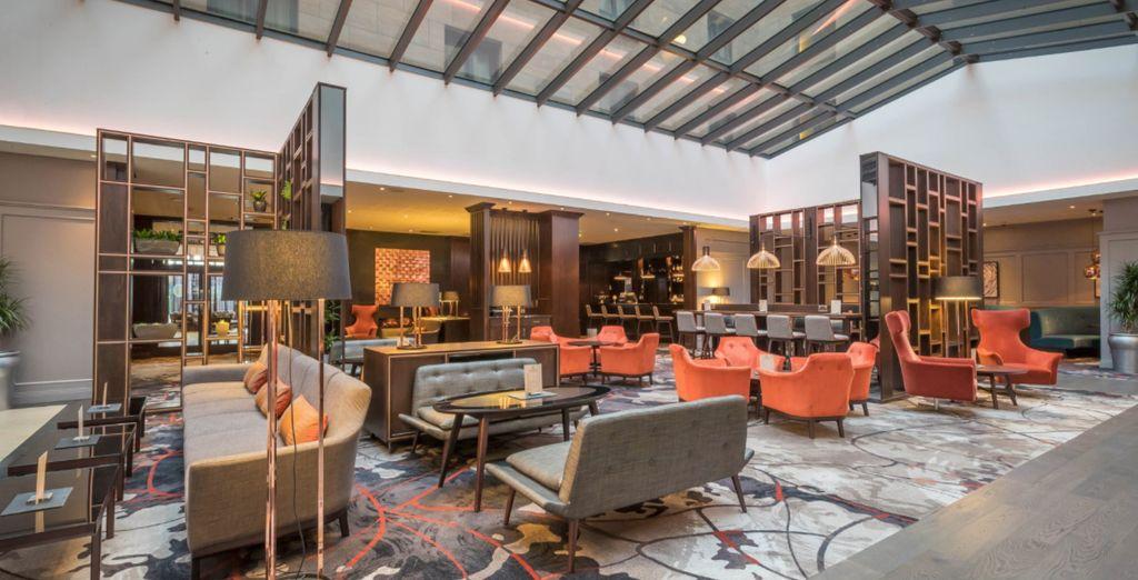 Een modern en elegant hotel