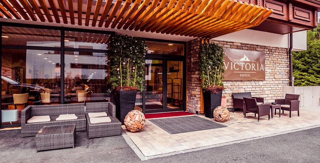 Een stijlvol en gezellig hotel