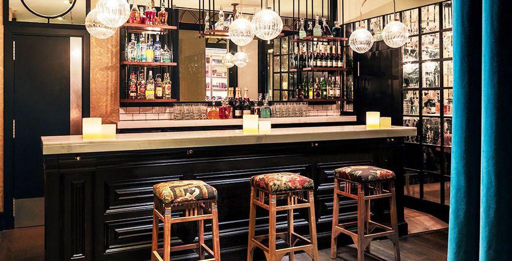 Tijd voor een drankje aan de bar?