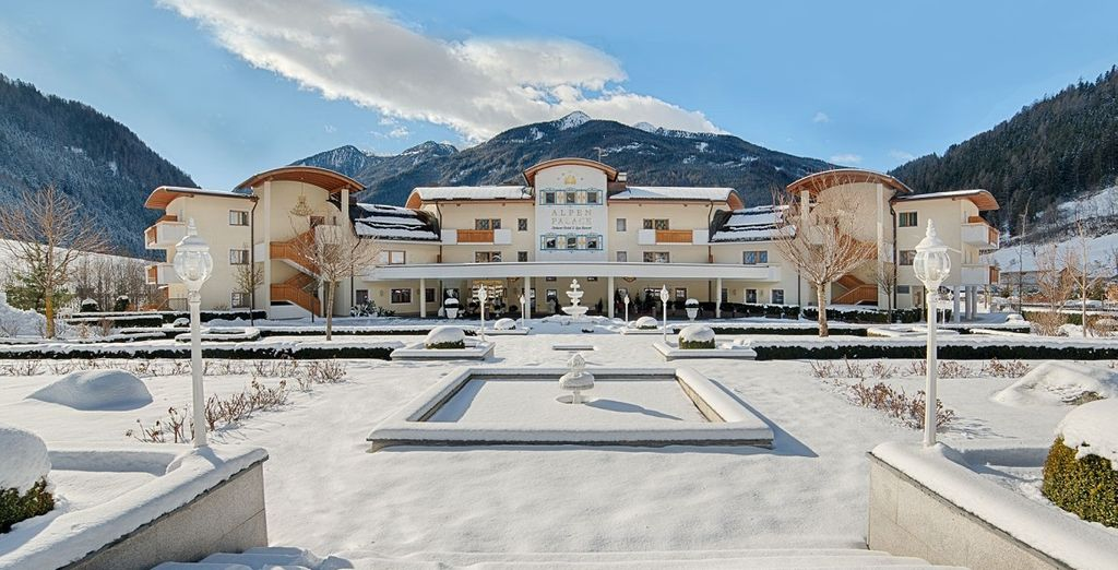 Welkom in het Alpenpalace Deluxe Hotel & Spa Resort 5*