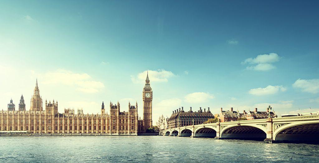Welkom in London!
