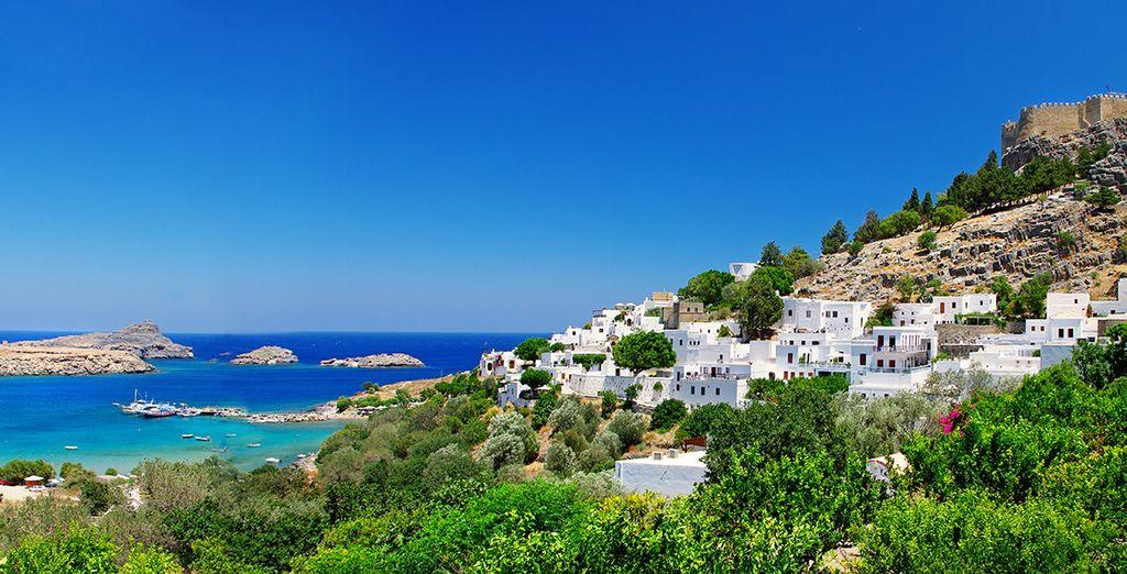 Dit en zoveel meer op het Griekse eiland Rhodos!