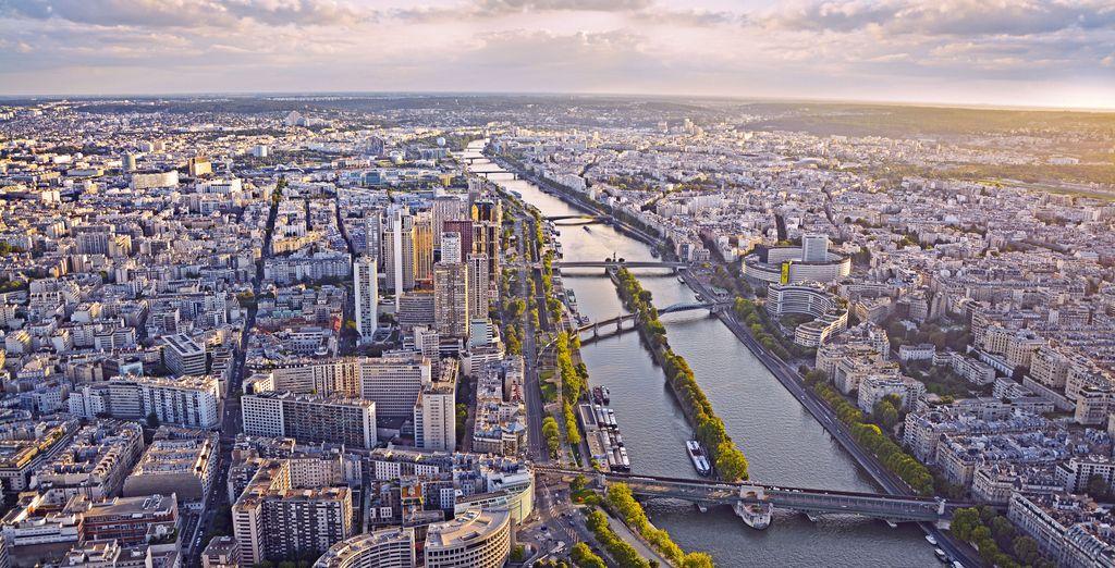 Bezoek Parijs