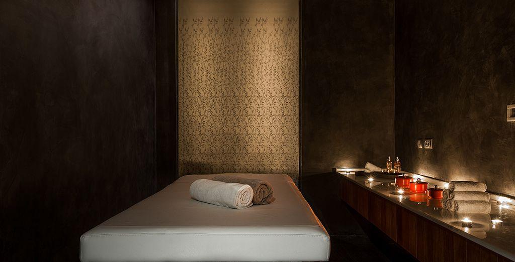 Trakteer uzelf op een traditionele massage