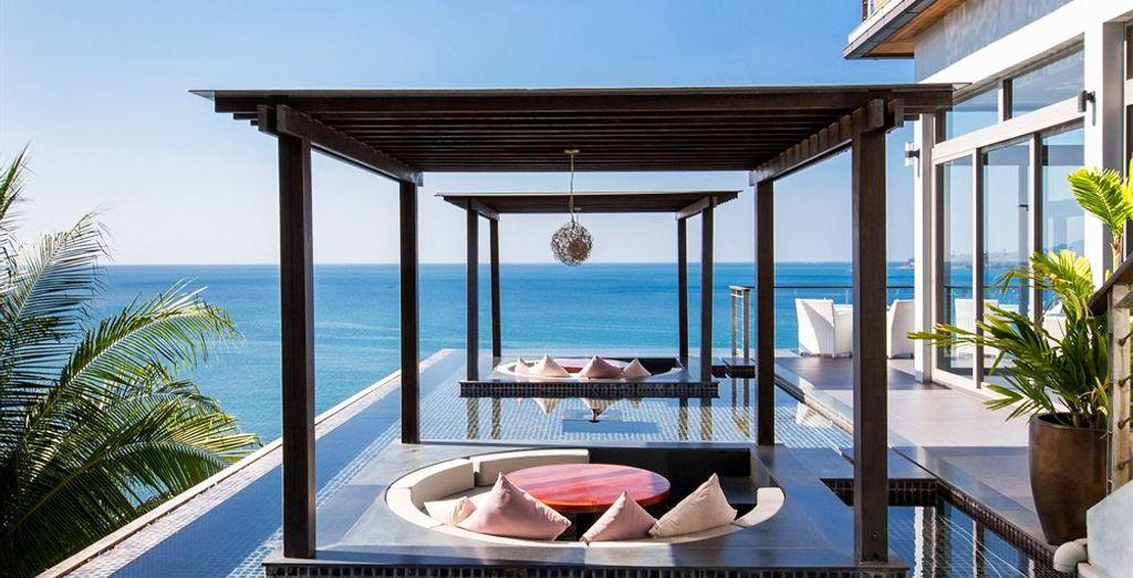 Welkom in Cape Sienna Phuket Hotel & Villas