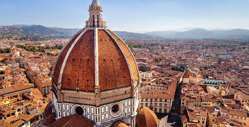 In het magische Florence