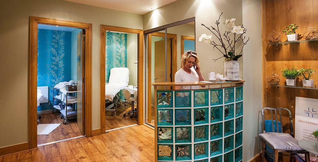 Alle gasten hebben gratis toegang tot de fitnessruimte en het zwembad!
