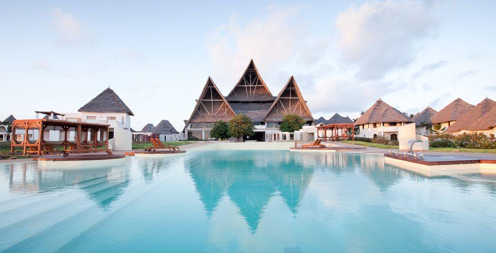 Welkom in het 5* Essque Zalu Zanzibar