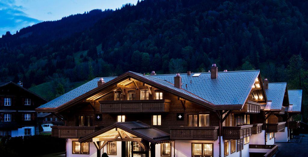 Verblijf in het Ultima Gstaad