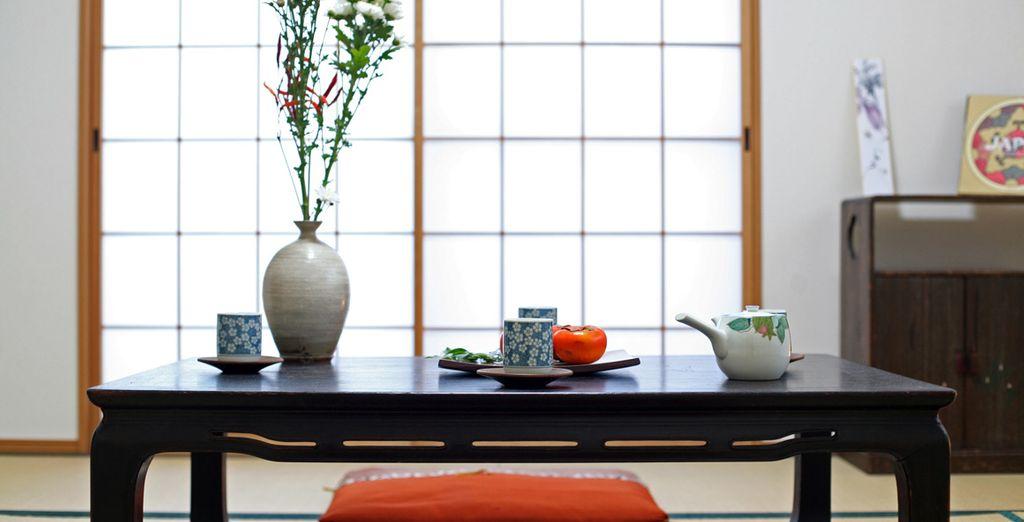 Om echt te genieten van de Japanse cultuur