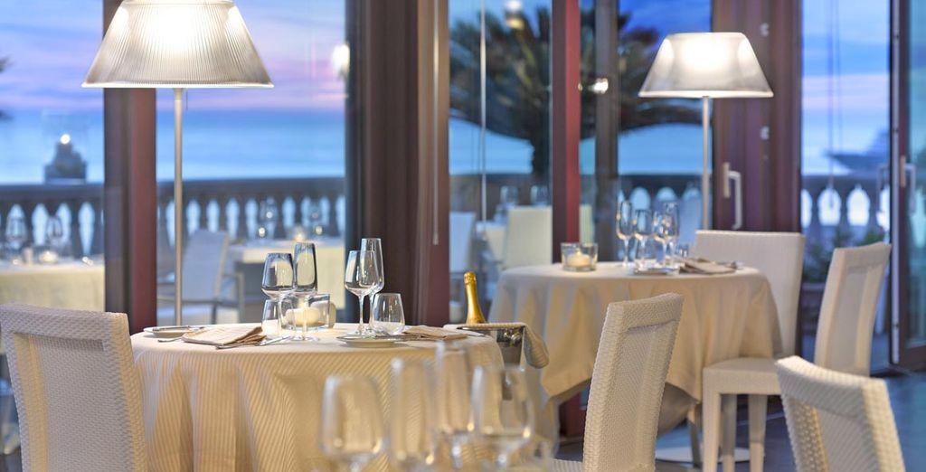 Proef van de mediterrane keuken