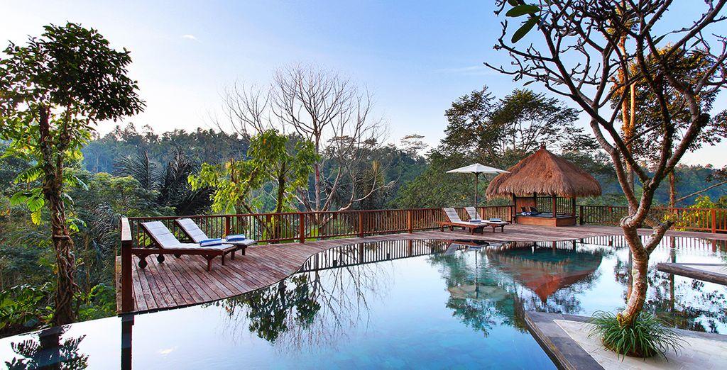 Een prachtige vakantie staat u te wachten op Bali...