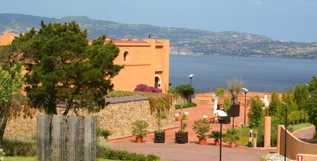 Welkom in het Altafuimara Resort et Spa