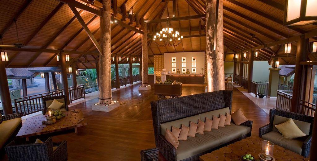 Een geweldig en elegant 5* hotel