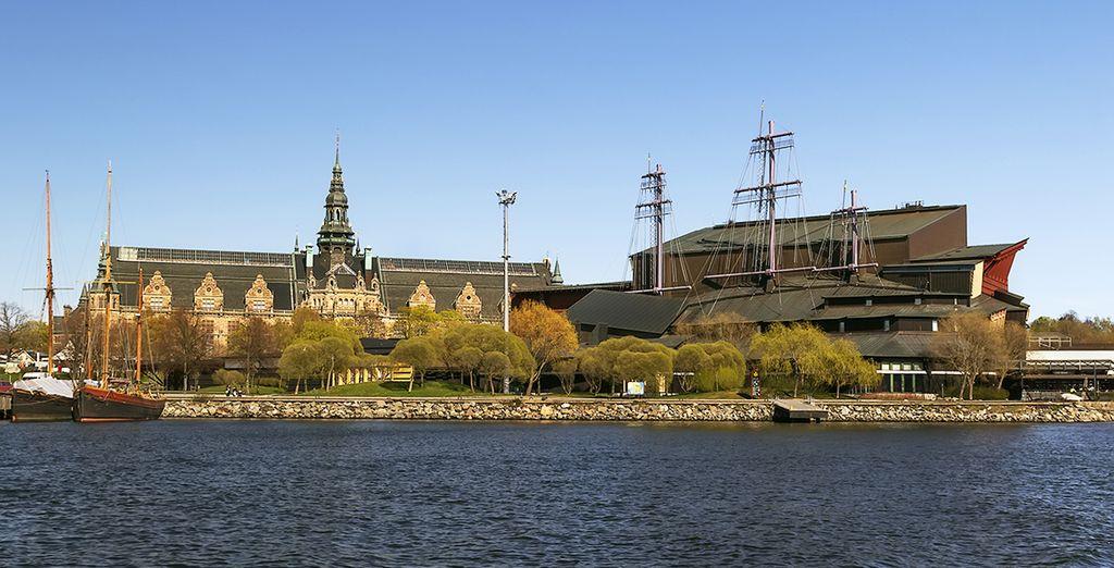 Ontdek het museum Vasa