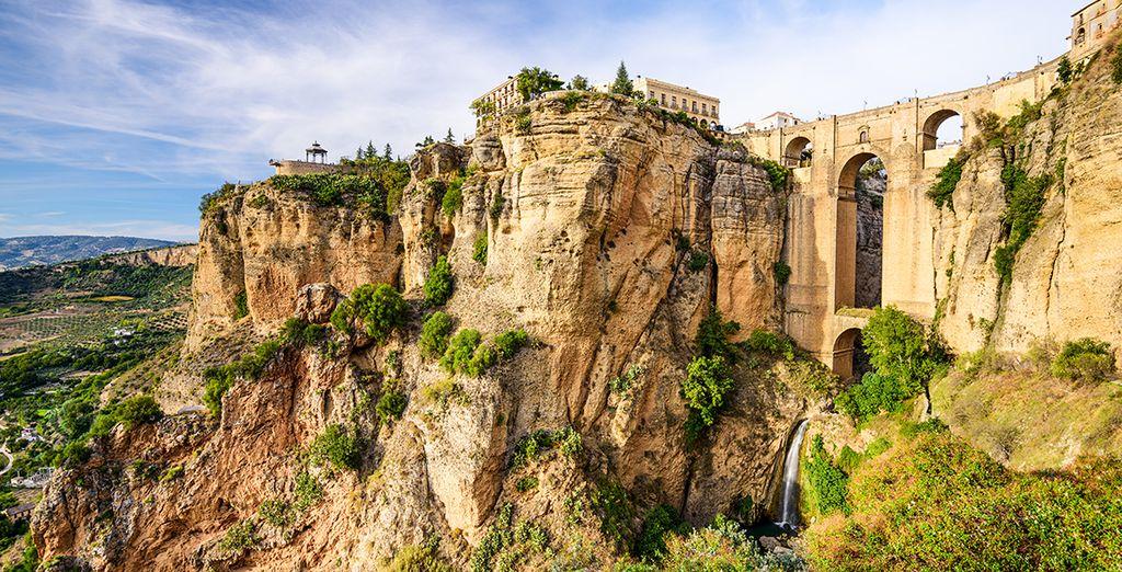 En ontdek zeker het prachtige Andalusië